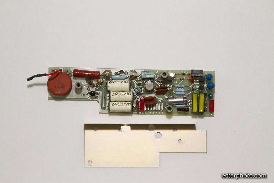 Fluke 8600A terdown and repair