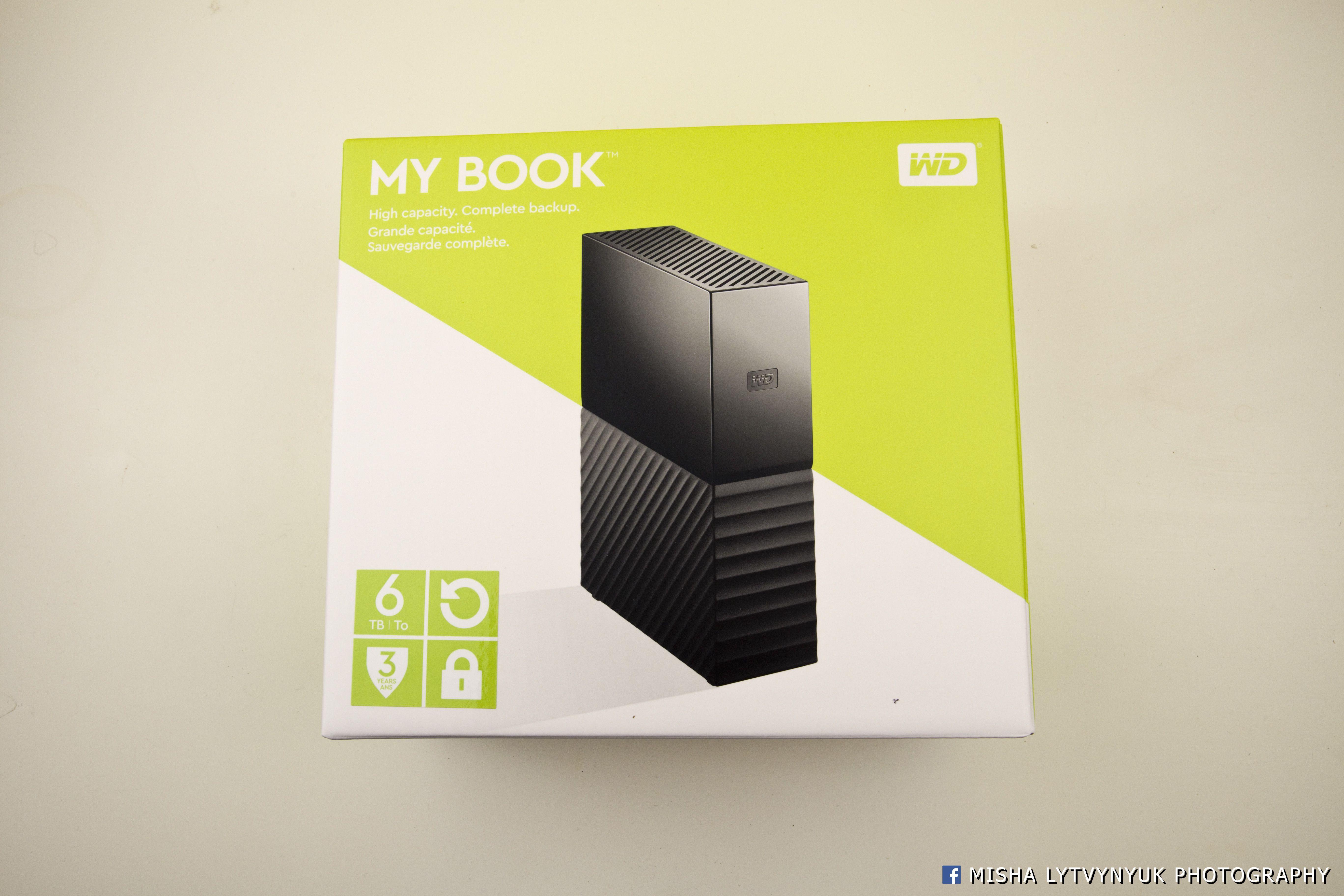 WD My Book 6TB benchmark - Mobile Modding