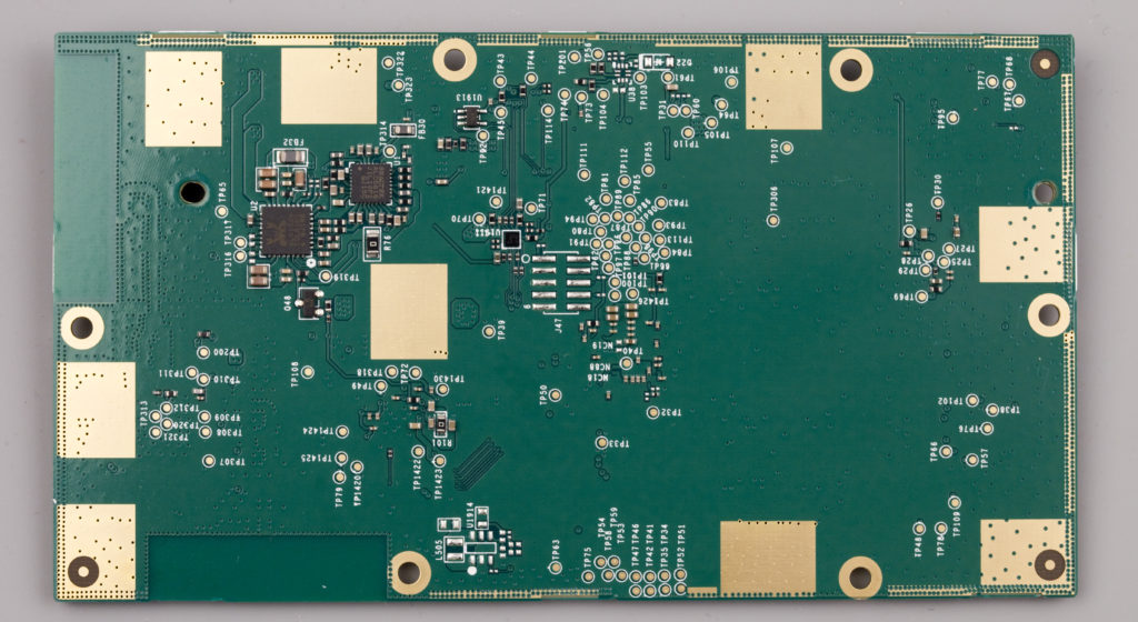 Amazon Echo Show 5 Main Processor board, audio chip
