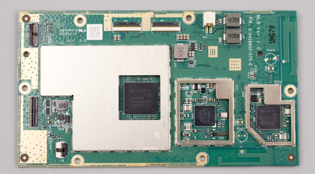 Amazon Echo Show 5 Main Processor board