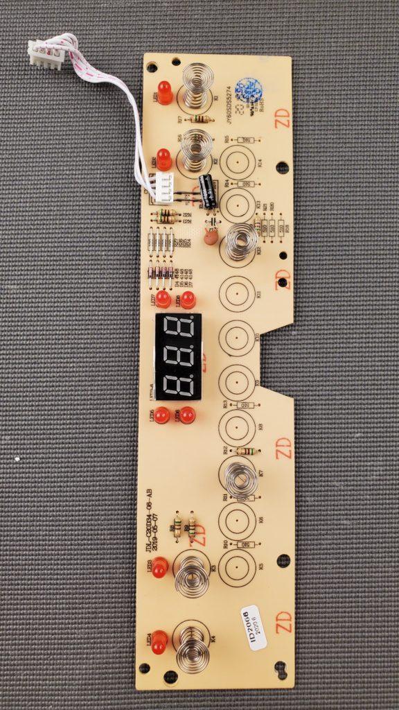 User Control Board