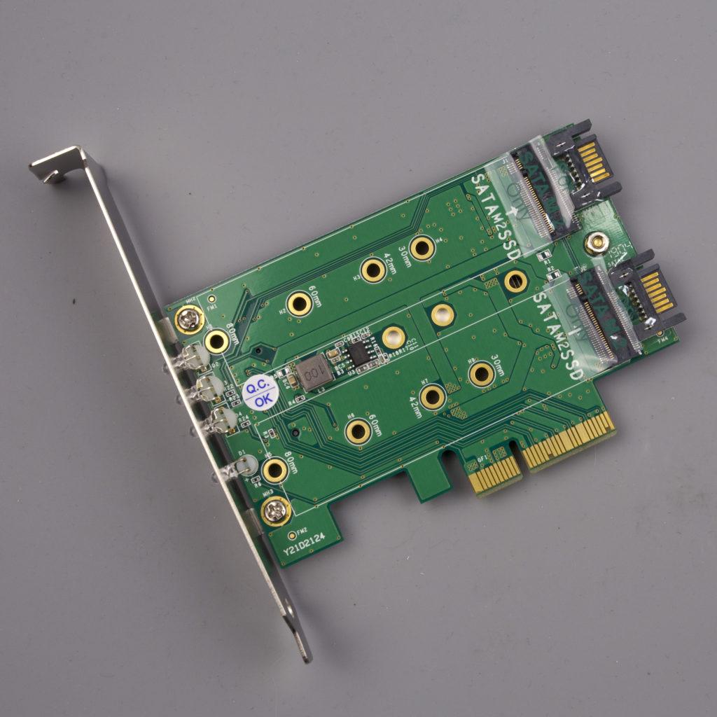 PEXM2SAT32N1 M.2 Adapter
